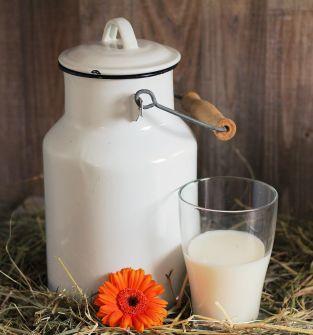 Kozie mleko BIO