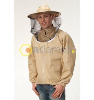 Bluza pszczelarska z kapeluszem rozpinana M-XXL 2.2