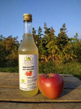 Ocet jabłkowy ekologiczny