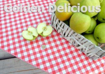 Jabłko odm. Golden Delicius