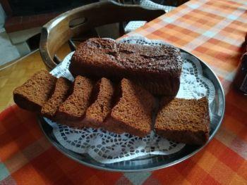 Piernik z żytniej mąki
