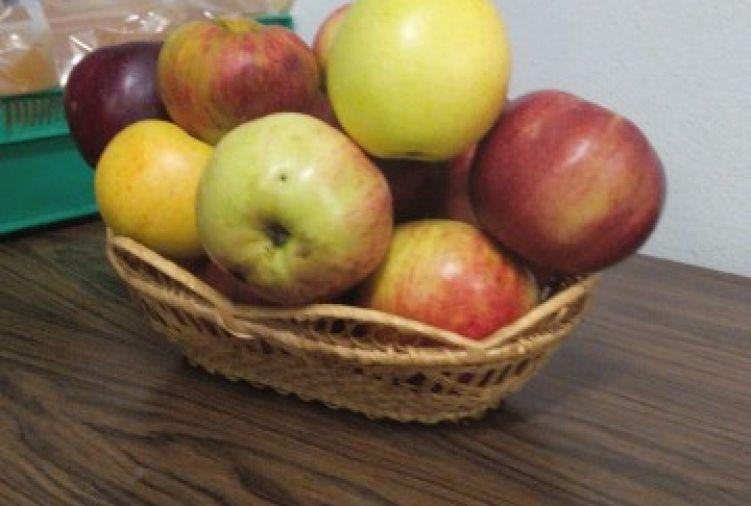 Sok z jabłek ekologicznych